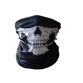 Totenkopf-Schal