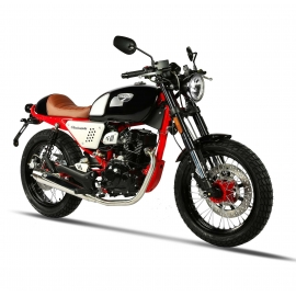 Masai Black Cafe 125cc Euro 4