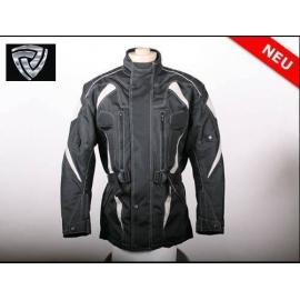 Mittellange Motorrad-Jacke
