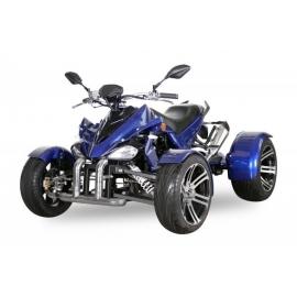 Spionage-Rennsport 350cc F3