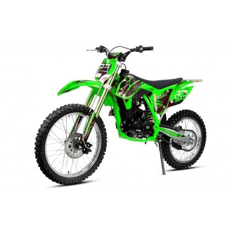 """Tornado 250cc21""""-18"""" Dirt Bike adulte"""