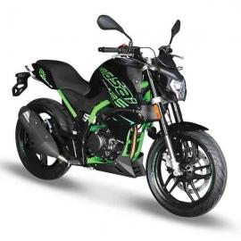 Massai Wütend 125cc