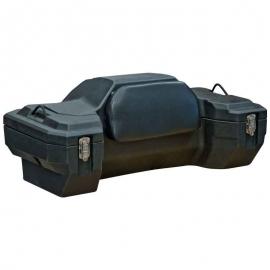 Starrer hinterer Kofferraum mit Spritzschutz für vierfach homologierte