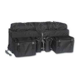 Halbstarre Mehrfachtaschen-Vierfach-Trunk zugelassen