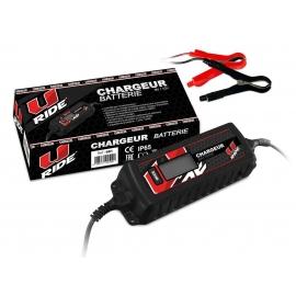 Batterieladegerät für ATV, Motorrad und Roller