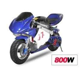 Pocket Bike PS77 elektrisch 800W