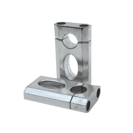 Aluminium-Brücken - 22mm
